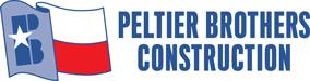 Peltier Brothers Construction Logo